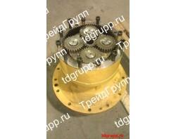31N9-10181, 31N9-10180 Редуктор поворотный Hyundai R320LC-7