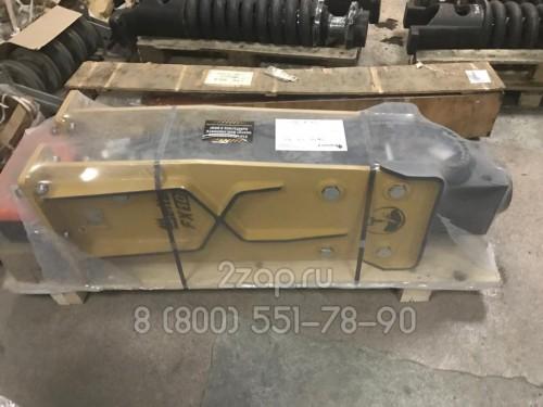 Гидромолот Delta FX-10 для экскаваторов